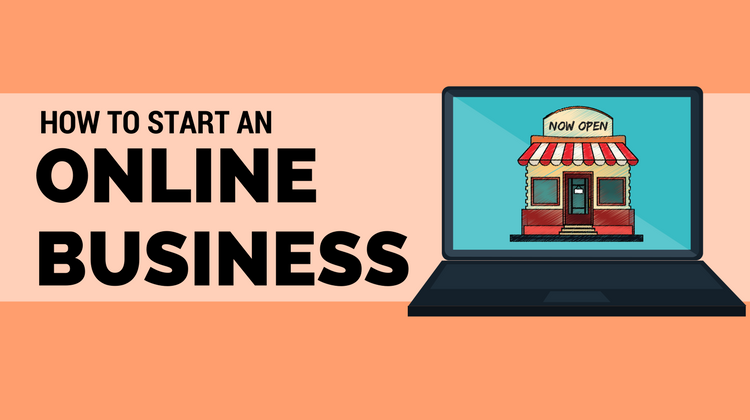 How to Setup and Promote an Online Business from Scratch