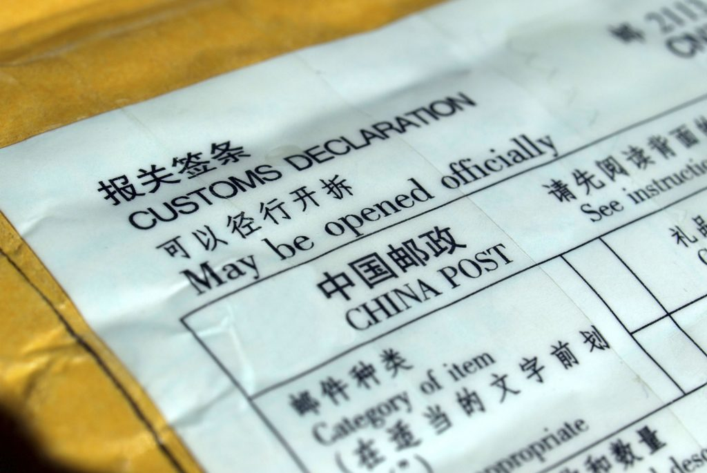 What to Know before Sending Parcels to China