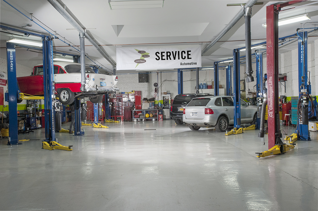 Is Your Auto Shop Driving Off with Success?