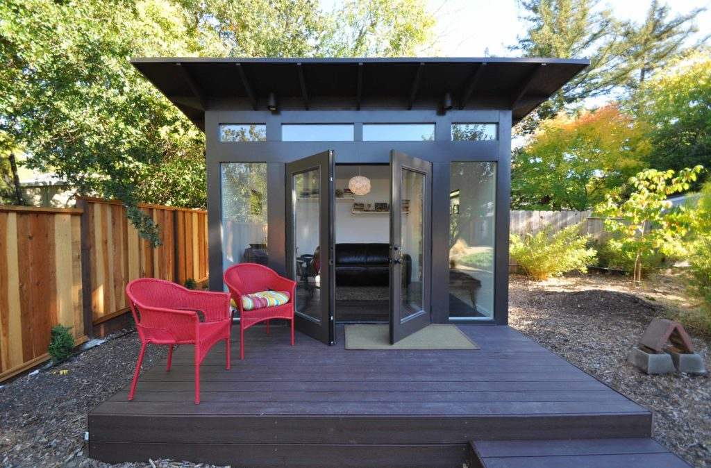 Can You Build Your Own Backyard Office Shed?