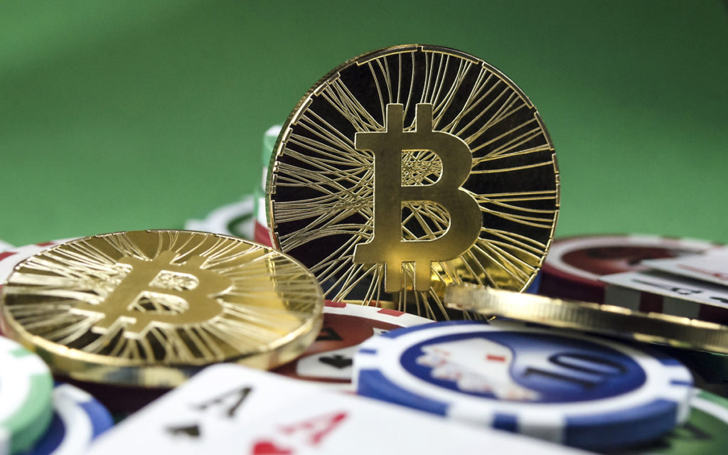 Bitcoin and Online Casino Games: What Will the Future Hold for Us?