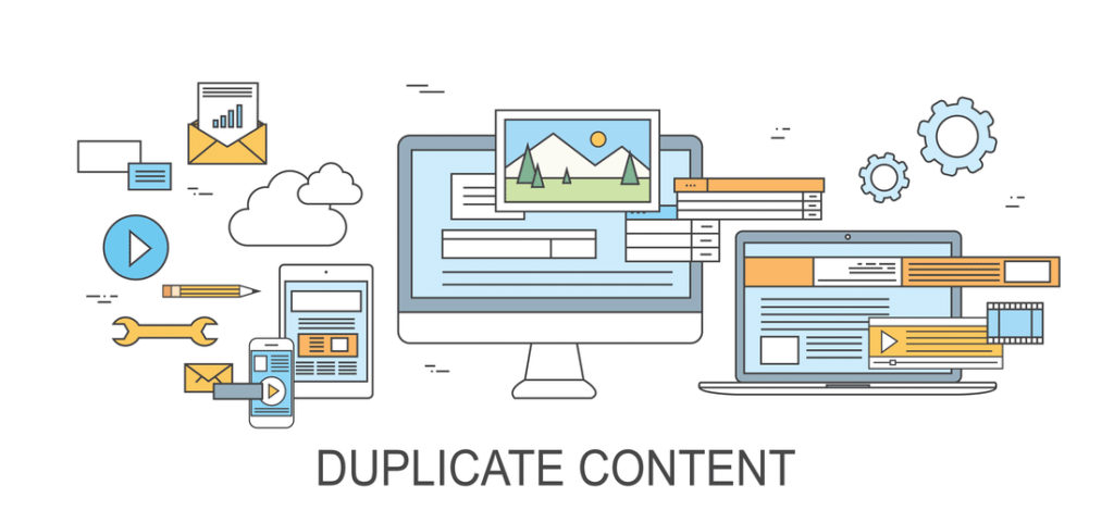Title: The problem of duplicate content and how to solve it